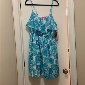 NWT Lilly  For Target Sea Urchin Dress Size XL